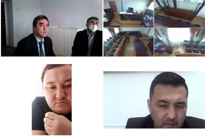 Таубаев пен Басаров: «Кінәні мойындамаймыз»