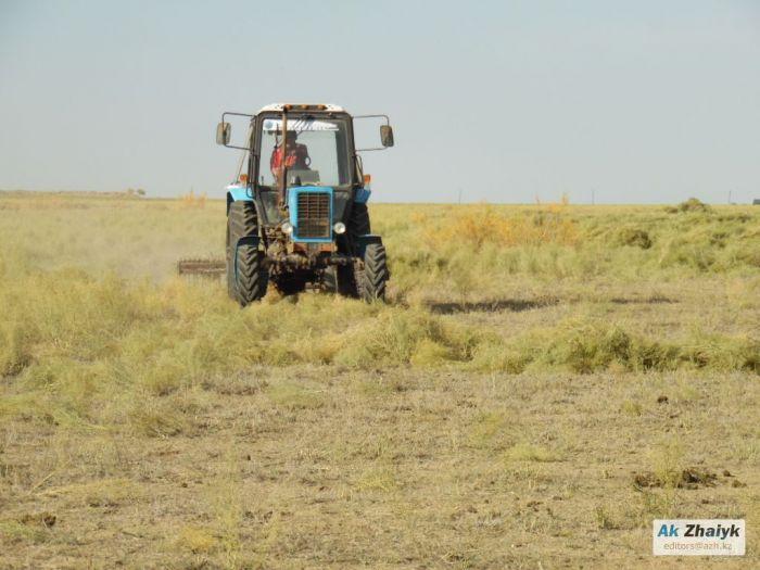 Боқаев және фермерлер - жер туралы