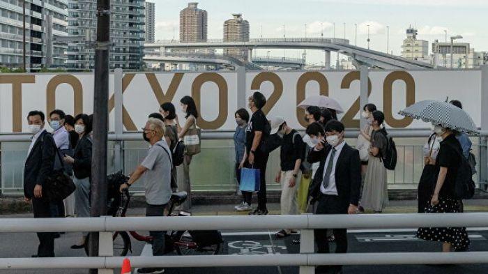 Токио Олимпиадасын ұйымдастыру комитеті тағы 12 адамның коронавирус жұқтырғанын мәлімдеді
