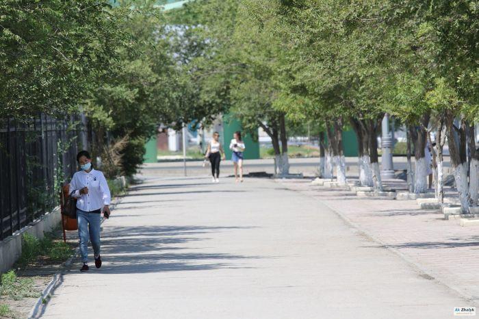 Жаңа антирекорд: Атырау облысында 500-ге жуық адам ауырған