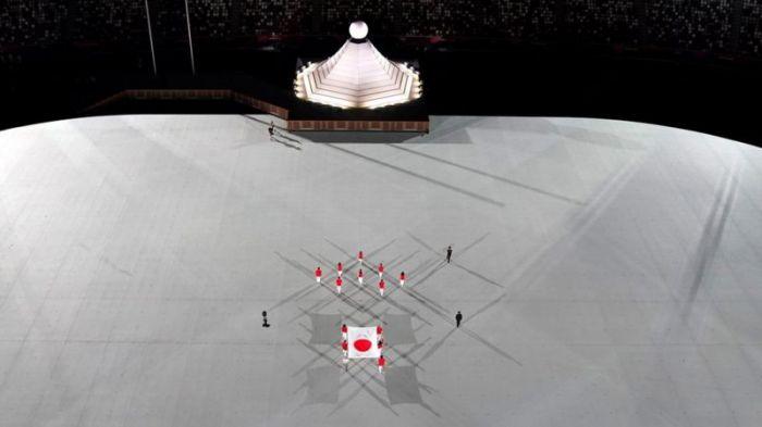 Токио Олимпиадасының ашылу салтанаты басталды