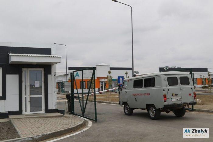 Атырау облысы бойынша 21 қыркүйектегі эпиджағдай туралы ақпарат