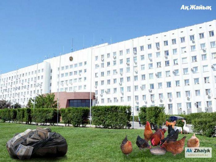 Атырау облысы әкімінің орынбасары қылмыстық істің фигурантына айналды