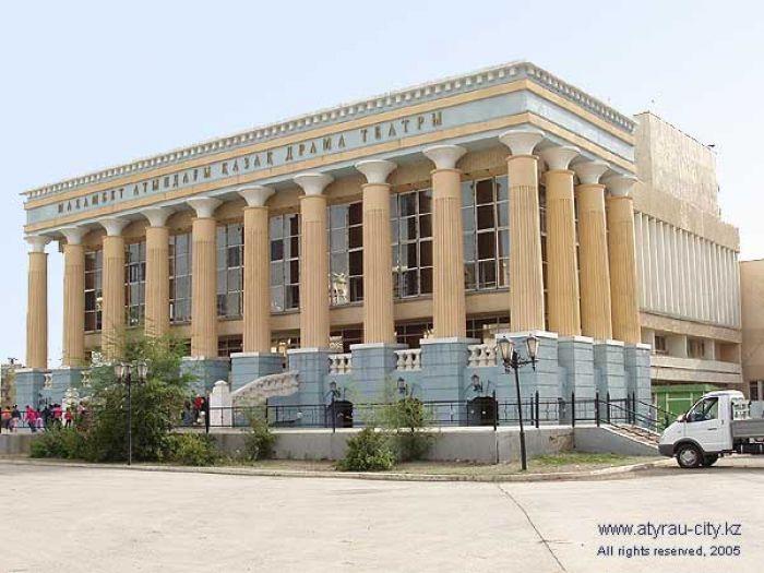 Атырау драма театры үш тілде сөйлейді