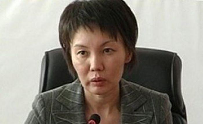 Статистика агенттігінің бұрынғы басшысы Мешiмбаеваның ісі 10-шы қазанға дейiн прокуратураға өткiзiледi-қаржы полициясы