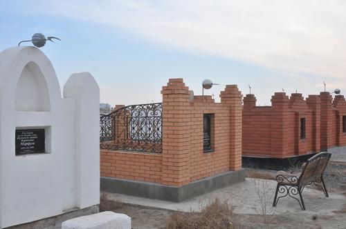 фото могилы мусульманские