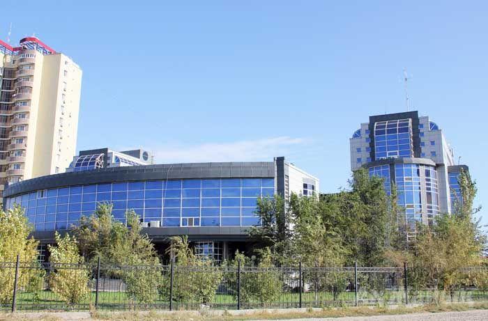 Здание КГП