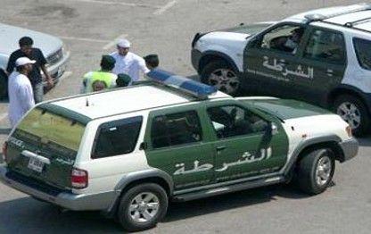 Полиция Абу-Даби. Фото: Ytro.ru