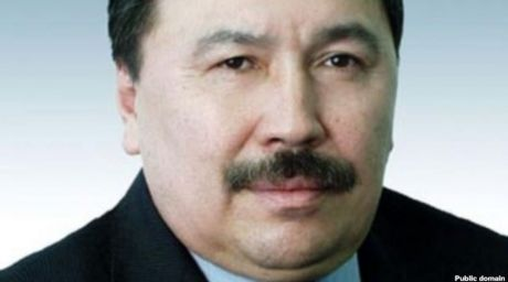 Ержан Утембаев. Фото с сайта rus.azattyq.org