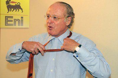 Глава нефтегазовой компании ENI Паоло СКАРОНИ