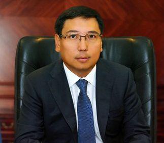 Министр экономики и бюджетного планирования РК Ерболат ДОСАЕВ
