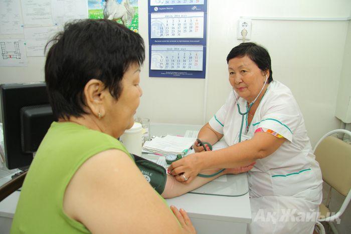 Зарплаты участковых врачей в столице вырастут до 224 тысяч тенге, - министр Биртанов