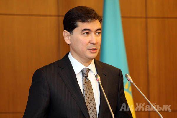 Экс-председатель Агентства по регулированию естественных монополий РК Мурат ОСПАНОВ.