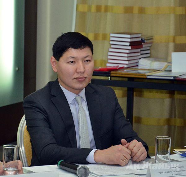 Руководитель объединения «НПК» Улугбек ТНАЛИЕВ.