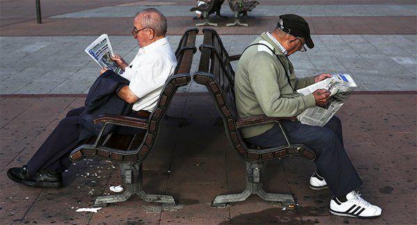 Накопительная часть пенсии украдена государством