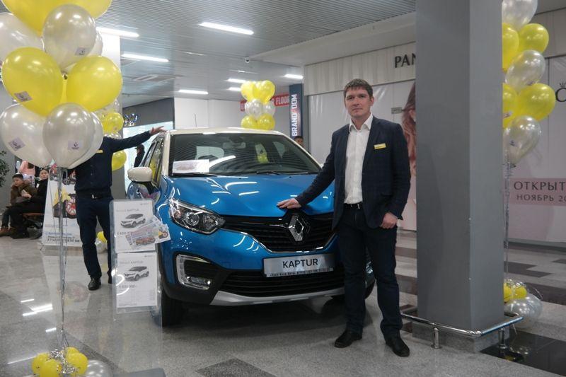 Стильный, модный, молодёжный Renault Kaptur — новости на сайте Ак Жайык 97f06336cbf