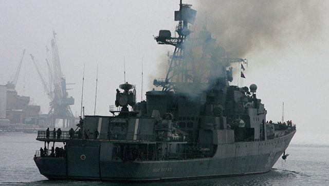 маршал шапошников корабль