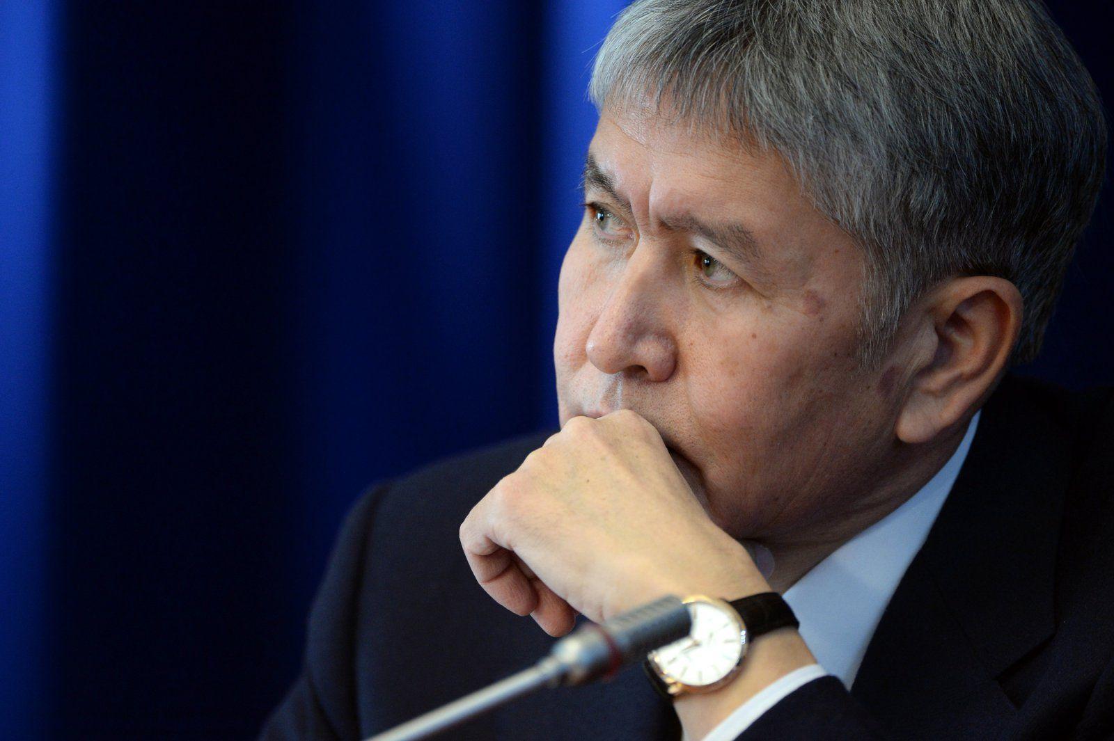 Экс-президент Кыргызстана переведен из СИЗО в больницу
