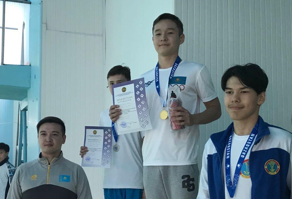 В Темиртау завершился второй этап республиканского турнира по плаванию