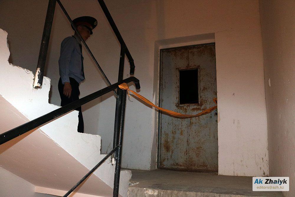 Лифт сорвался в многоэтажке Атырау: пострадавшие женщина и ребенок были доставлены в больницу