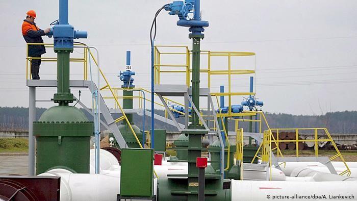 Россия прекратила подачу нефти в Беларусь