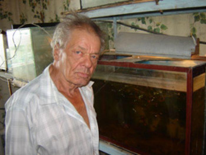Подводный мир Виктора Петровича...