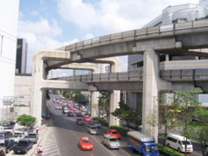 Бангкок, муравейник ангелов