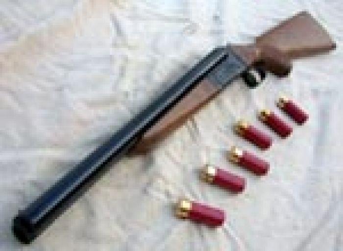 Ружье выстрелило в подростка