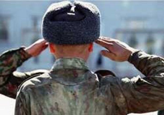 Город отдал в армию 202 парней