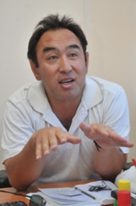 Тимур Укубаев: «Детский тренер – это призвание»