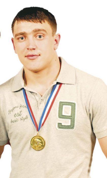 Илья Насточенко: «Мечтаю выиграть золото Лондона-2012»