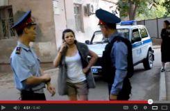 """Кого """"крышуют"""" полицейские в Атырау?"""