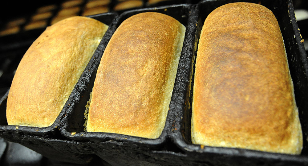 Хлеб нан
