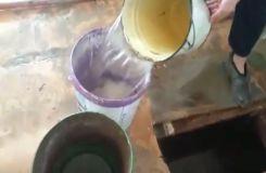 Атырау топит почвенной водой