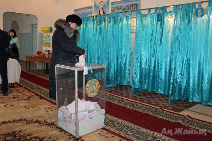 Выборы в Атырау: официально и от наблюдателя
