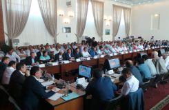 Встреча членов Комиссии по земельной реформе с общественностью Атырауской области
