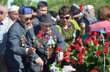 День Победы в Атырау