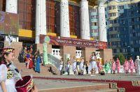 Фестиваль театров в Атырау
