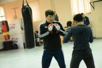 Золотой год юных боксёров