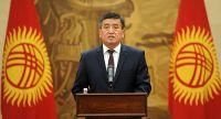 Сооронбай Жээнбеков вступил в должность президента Кыргызстана