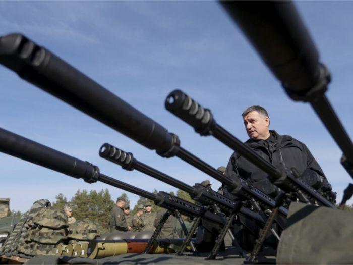 СМИ узнали о первой официальной поставке летального вооружения США Украине