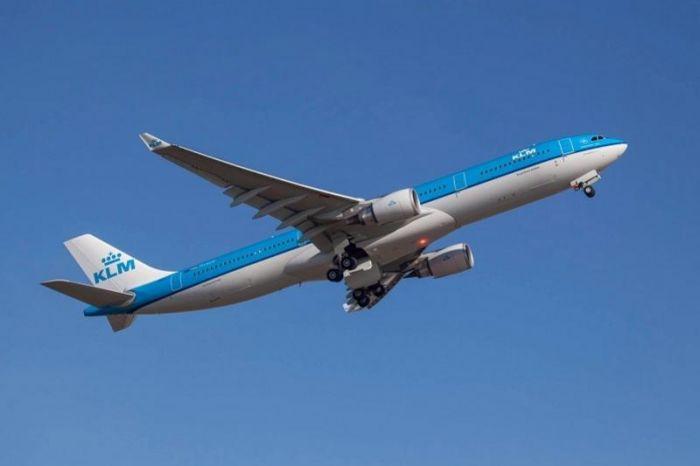 Авиакомпания KLM прекратит полеты в Казахстан