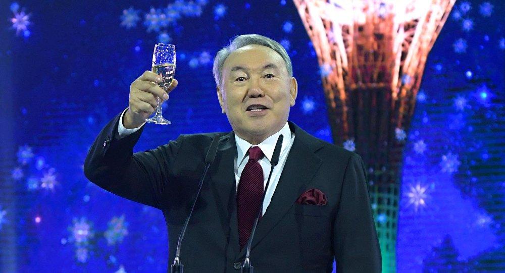 поздравление назарбаева с новым день