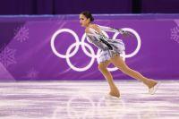 Российская фигуристка Алина Загитова побила мировой рекорд в короткой программе ОИ-2018