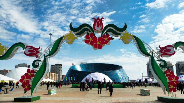 Как отпразднует Казахстан двадцатилетие Астаны