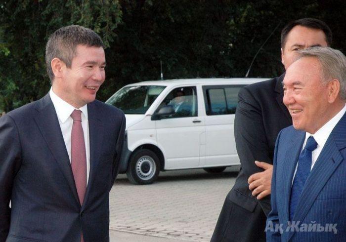 Бергея Рыскалиева вызвали на допрос в Астану