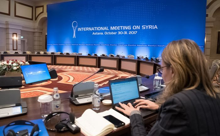 Россия ответила Госдепу на заявления о провале встреч по Сирии в Астане