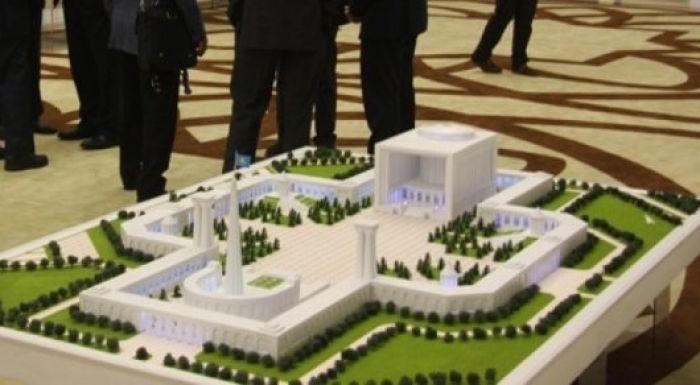 Сколько получит бюджет Астаны на строительство Национального пантеона
