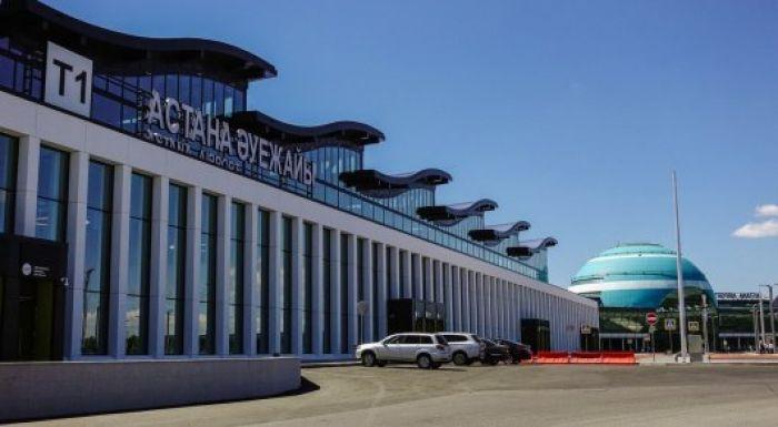 В МВД опасаются подтопления аэропорта Астаны