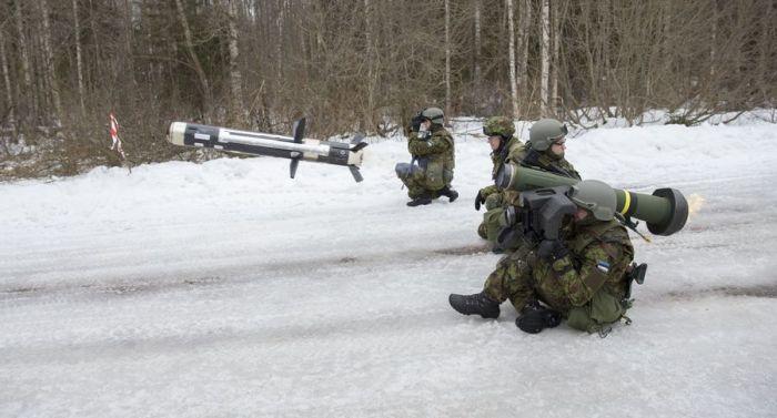 Вашингтон утвердил поставку противоракетных комплексов Javelin на Украину